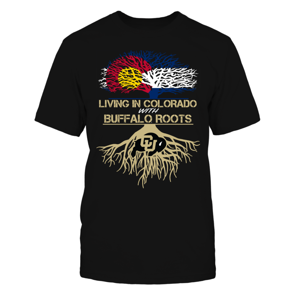 Colorado Buffaloes - Living Roots Colorado Front picture