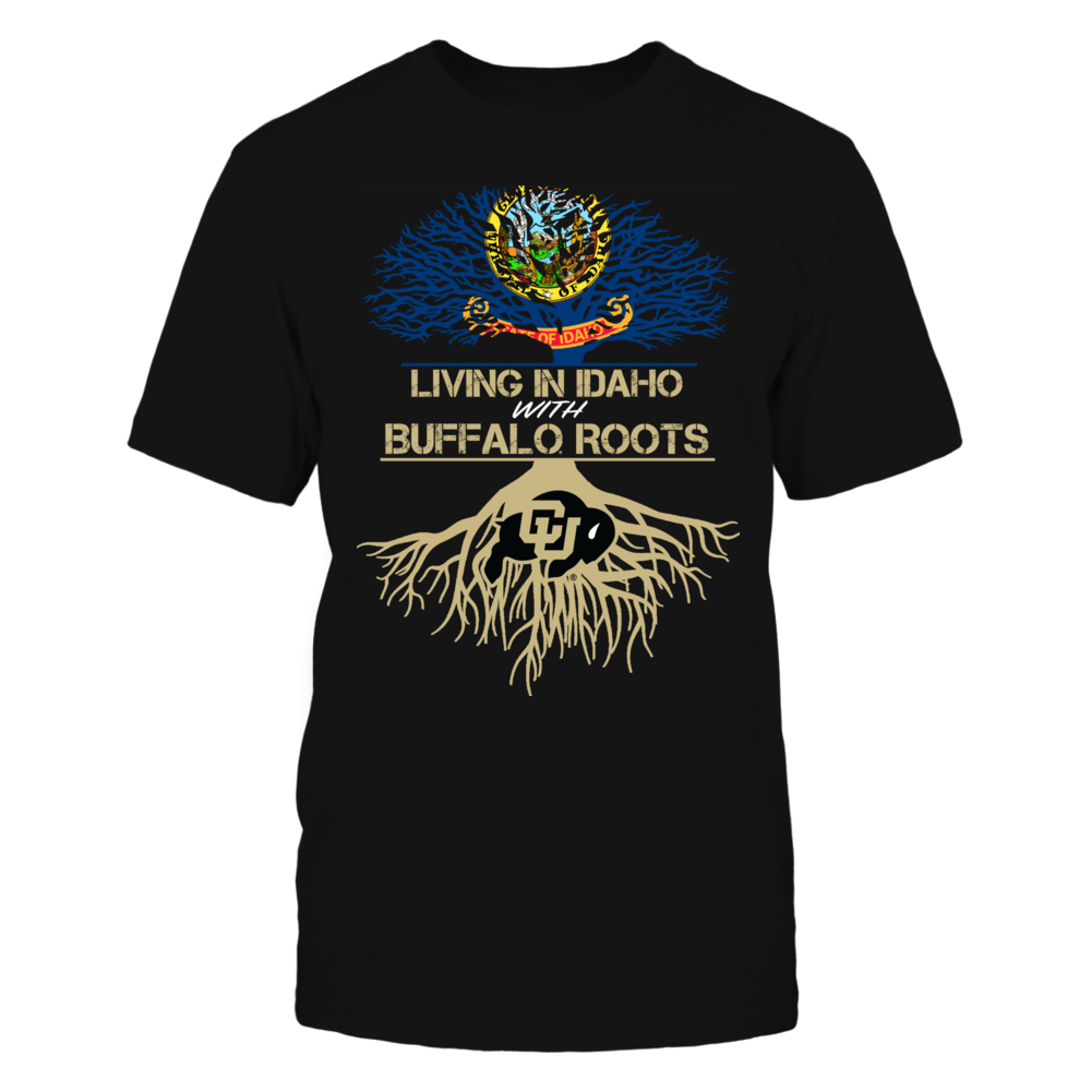 Colorado Buffaloes - Living Roots Idaho Front picture