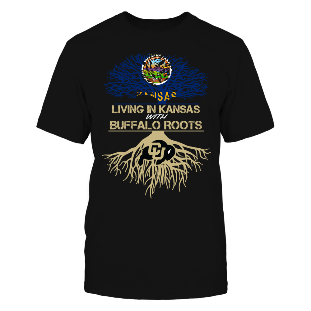 Colorado Buffaloes - Living Roots Kansas Front picture