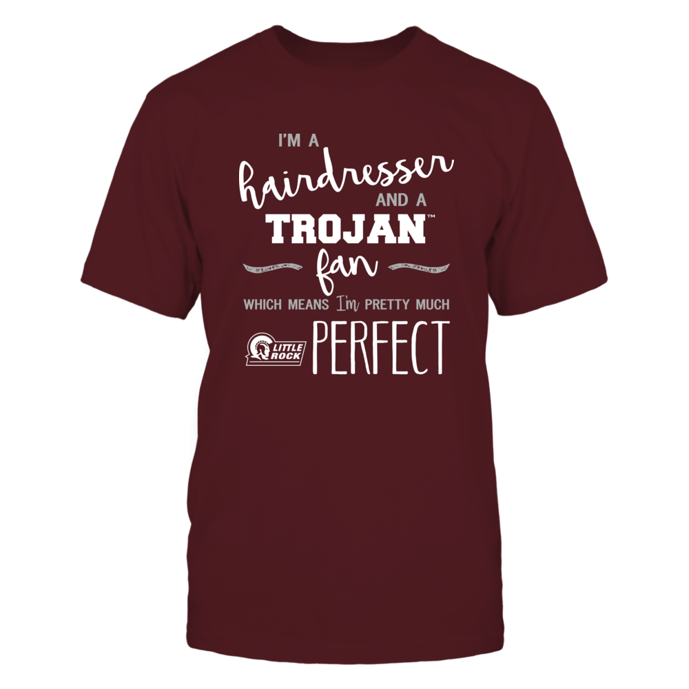 Arkansas Little Rock Trojans - Perfect Hairdresser - Team Front picture