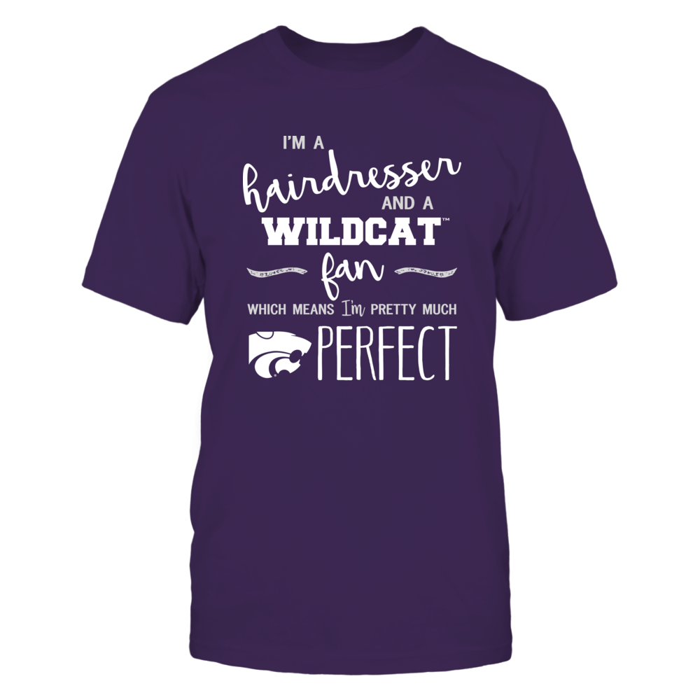 Kansas State Wildcats - Perfect Hairdresser - Team Front picture