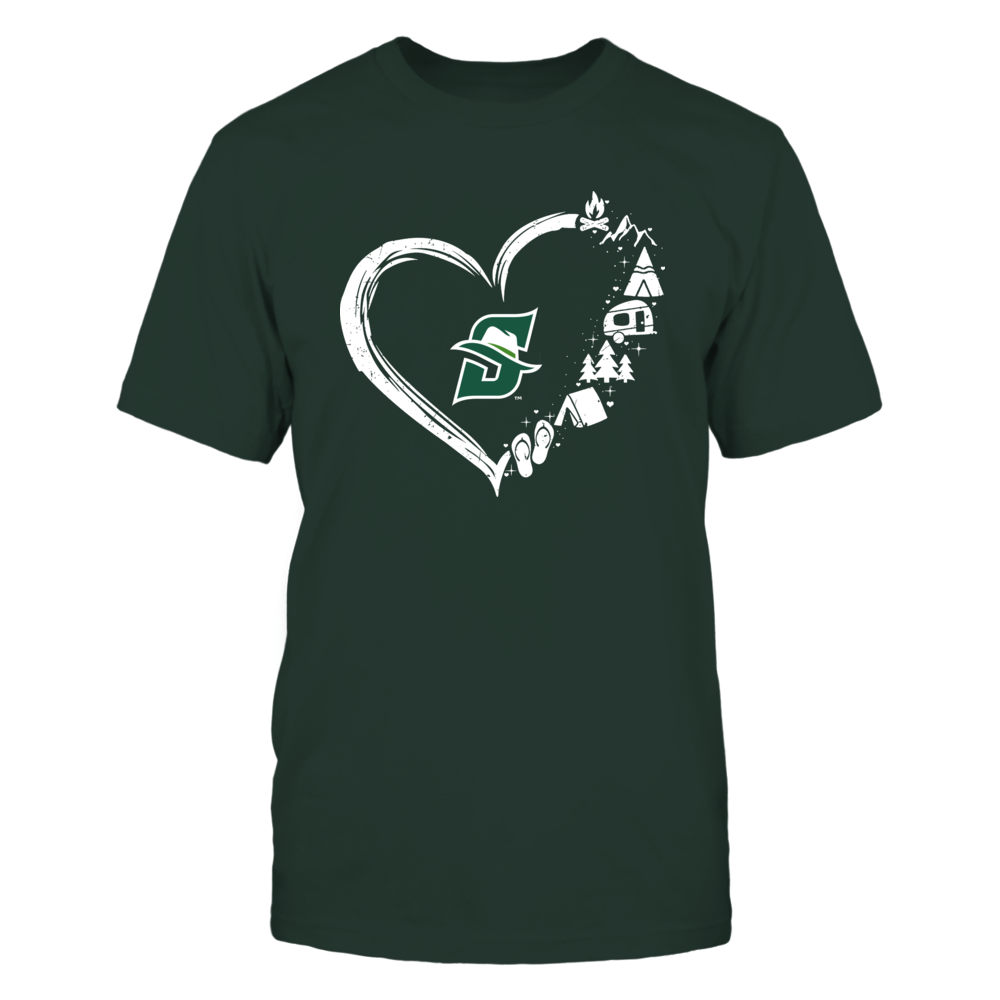 Stetson Hatters - Camping Things - Heart Outline Front picture