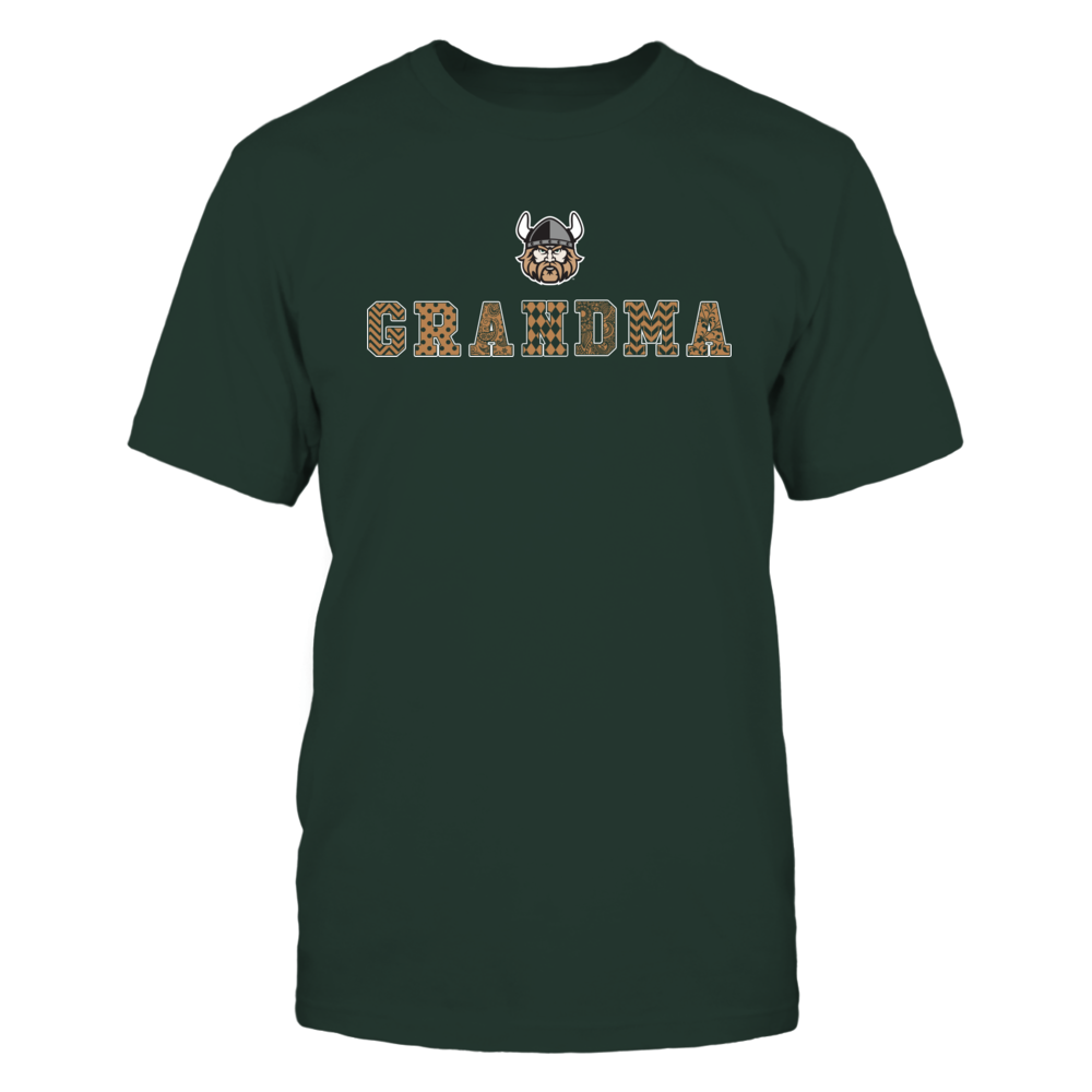Cleveland State Vikings - Patterned Grandma Front picture