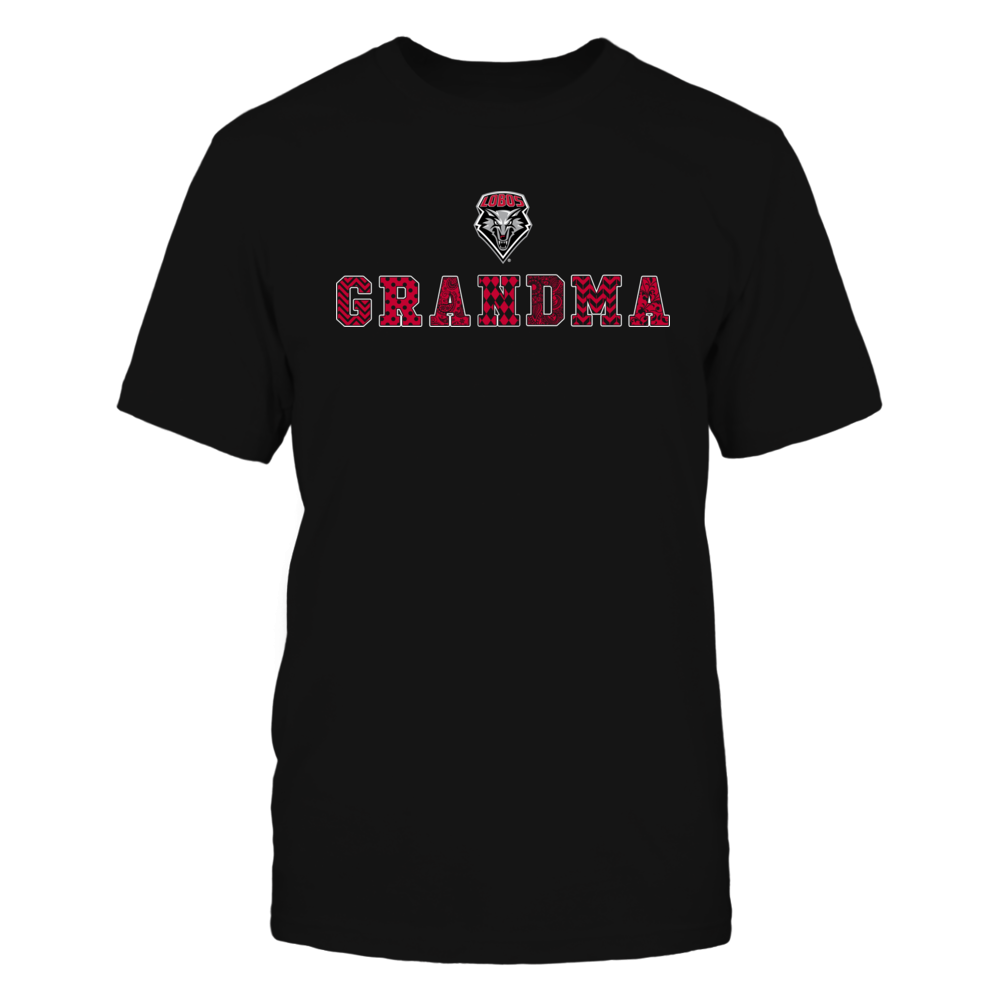 New Mexico Lobos - Patterned Grandma Front picture