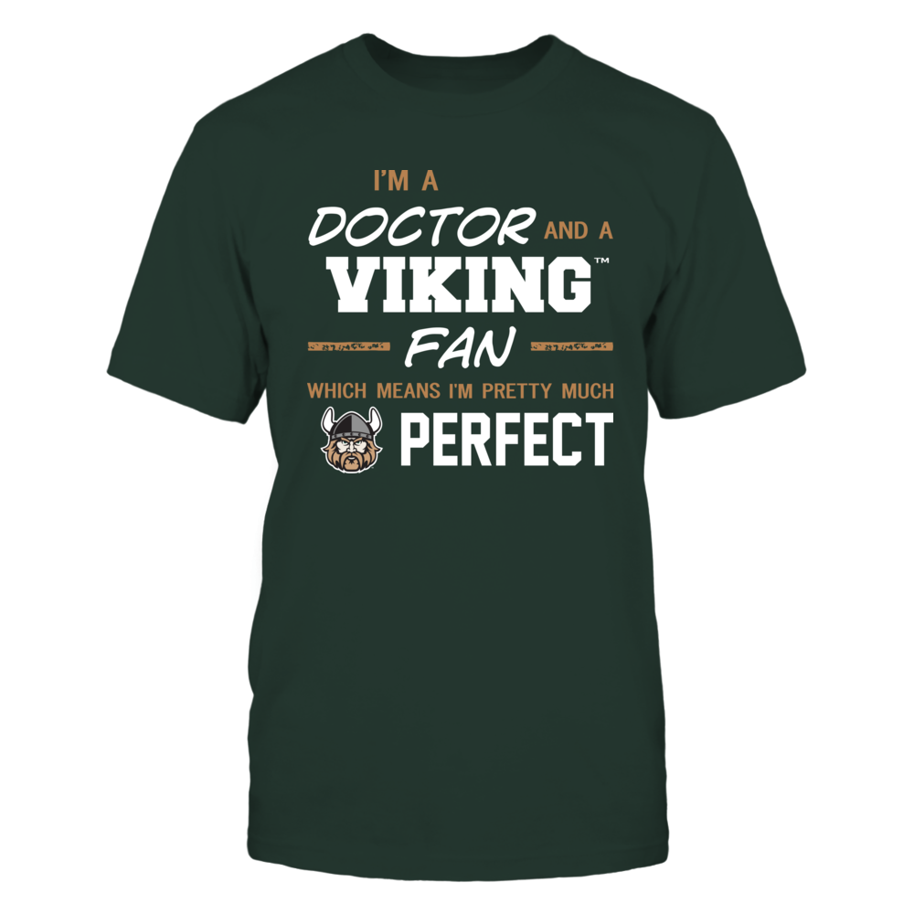 Cleveland State Vikings - Perfect Doctor - Team Front picture