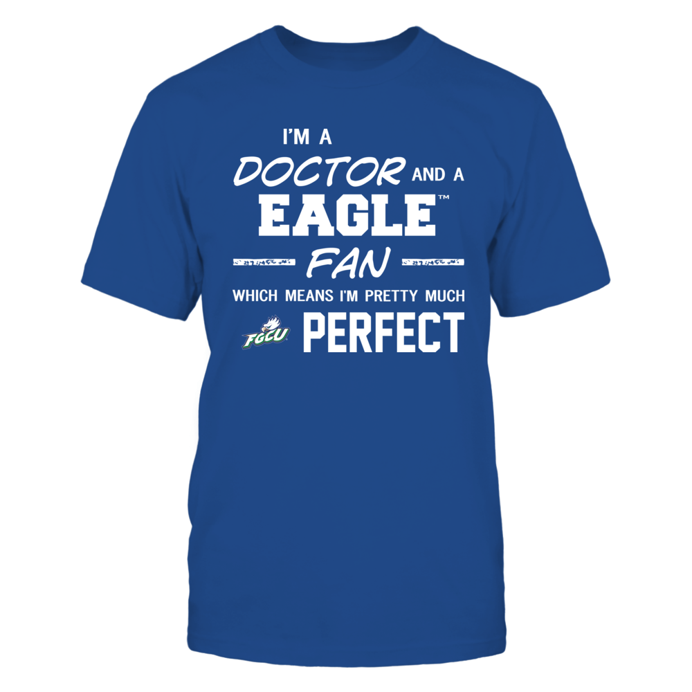 Florida Gulf Coast Eagles - Perfect Doctor - Team Front picture
