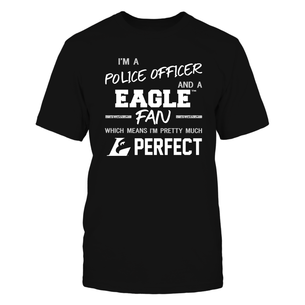 Wisconsin-La Crosse Eagles - Perfect Police Officer - Team Front picture
