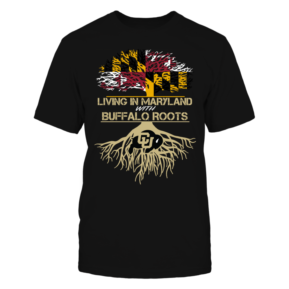 Colorado Buffaloes - Living Roots Maryland Front picture