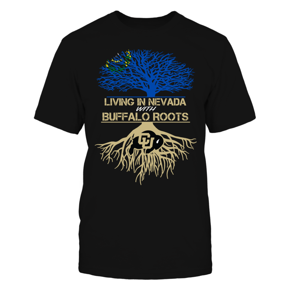 Colorado Buffaloes - Living Roots Nevada Front picture