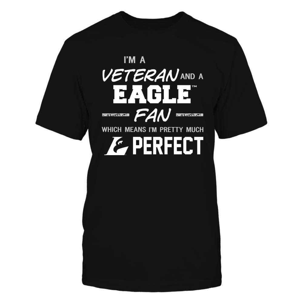 Wisconsin-La Crosse Eagles - Perfect Veteran - Team Front picture