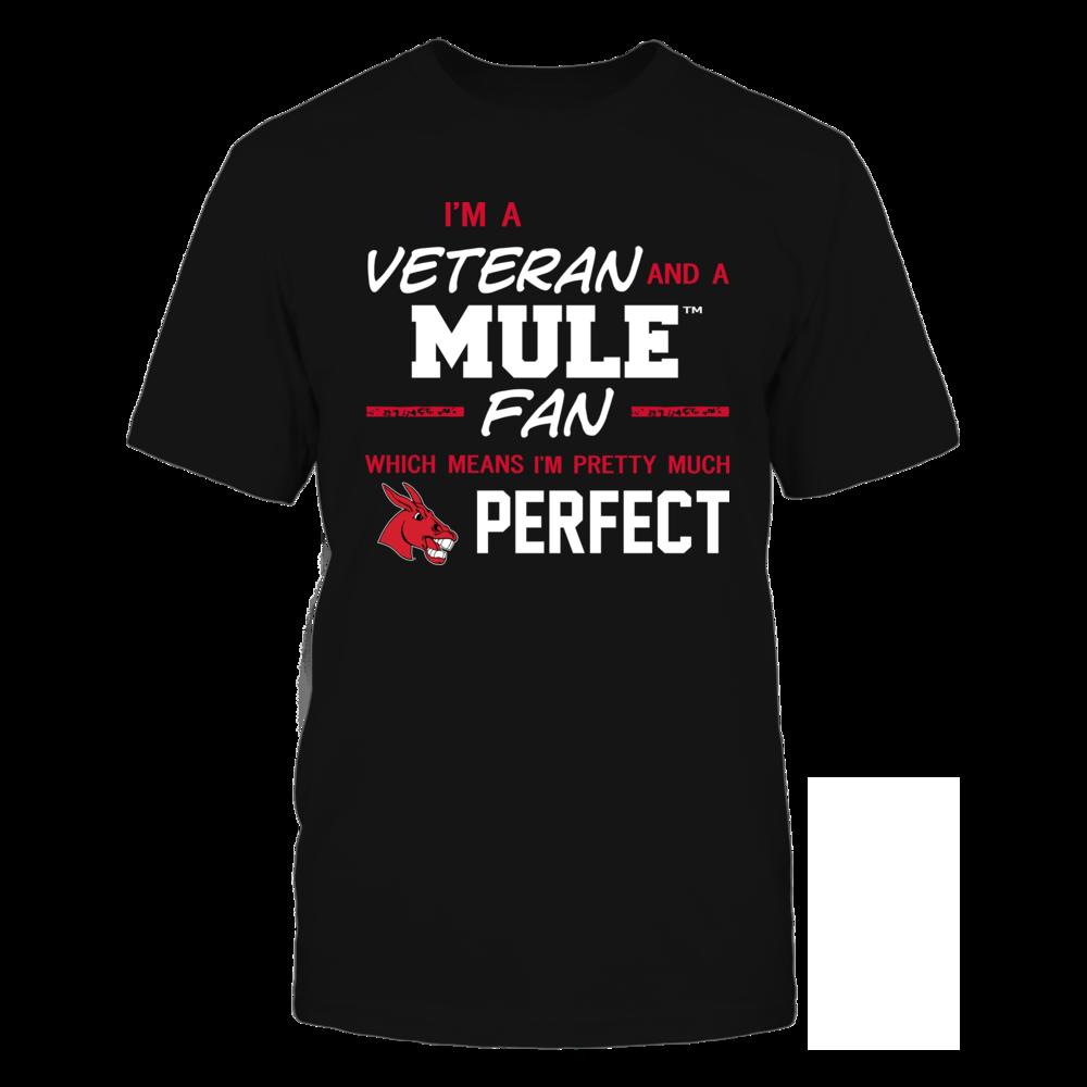 Central Missouri Mules - Perfect Veteran - Team Front picture