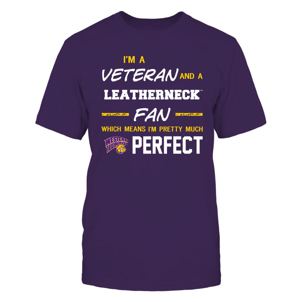 Western Illinois Leathernecks - Perfect Veteran - Team Front picture