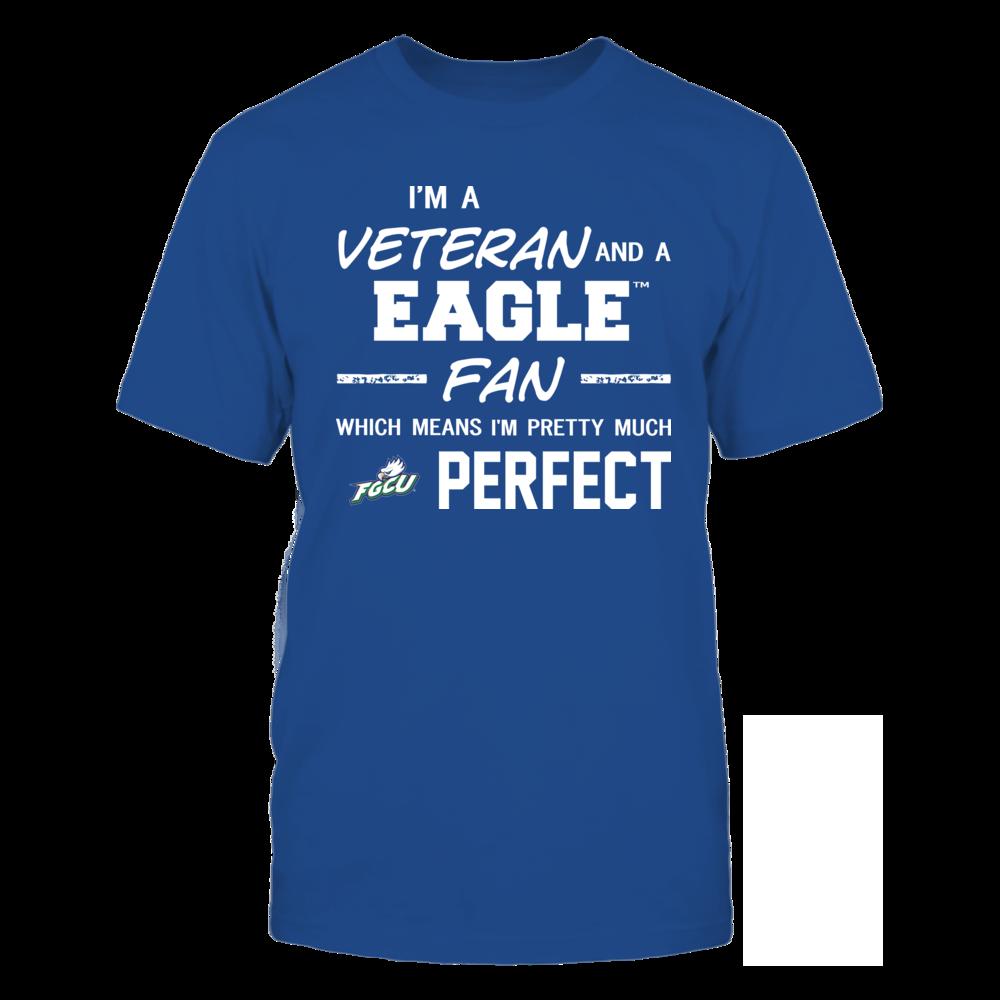 Florida Gulf Coast Eagles - Perfect Veteran - Team Front picture