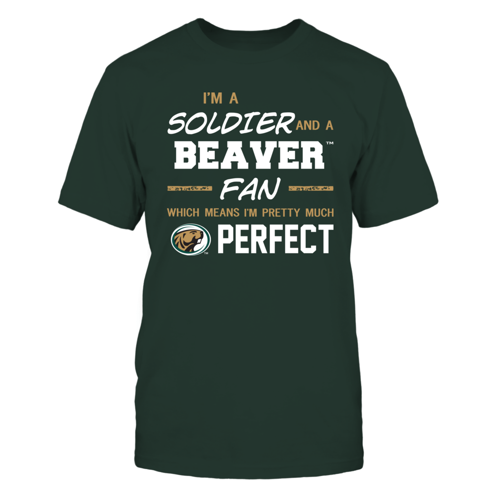 Bemidji State Beavers - Perfect Solider - Team Front picture