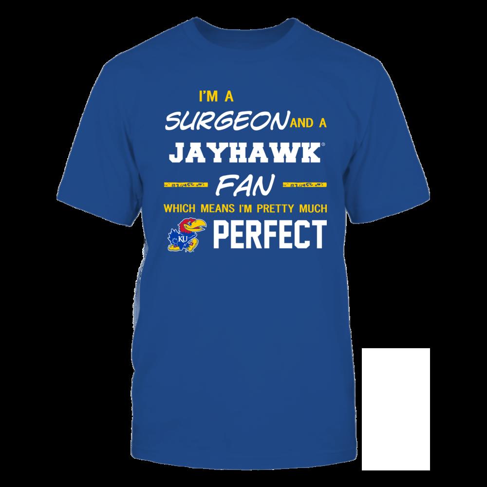 Kansas Jayhawks - Perfect Surgeon - Team Front picture