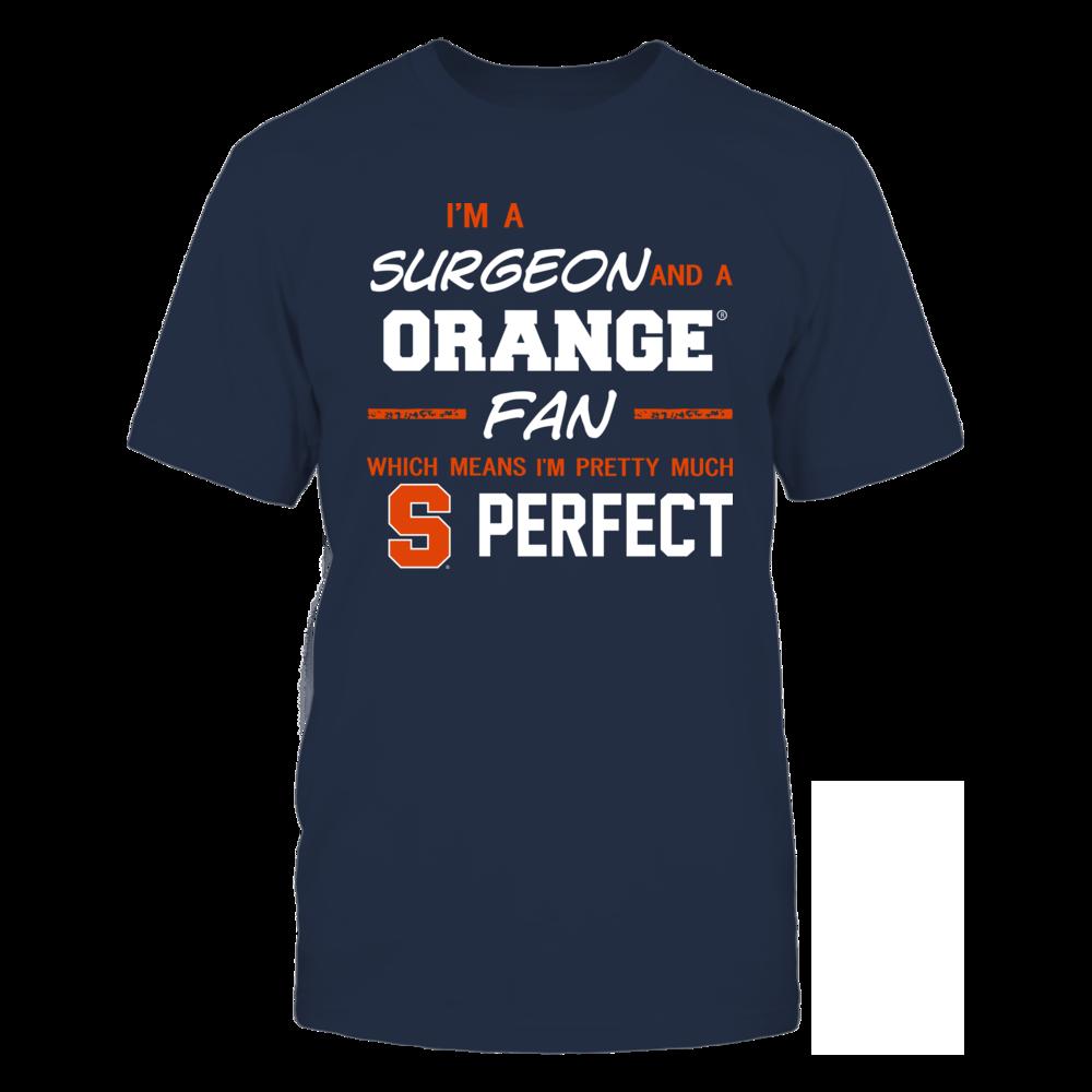 Syracuse Orange - Perfect Surgeon - Team Front picture