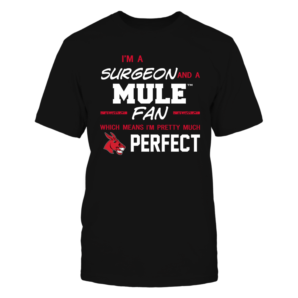 Central Missouri Mules - Perfect Surgeon - Team Front picture