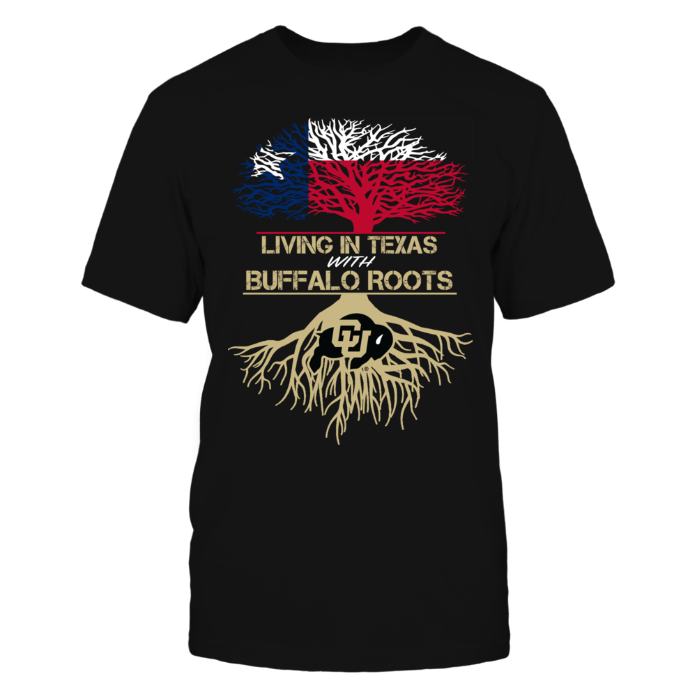 Colorado Buffaloes - Living Roots Texas Front picture