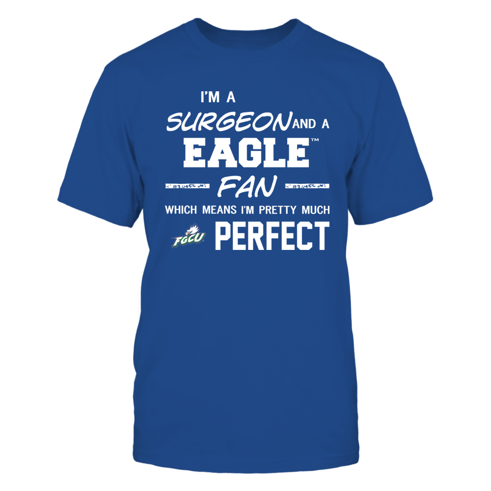 Florida Gulf Coast Eagles - Perfect Surgeon - Team Front picture