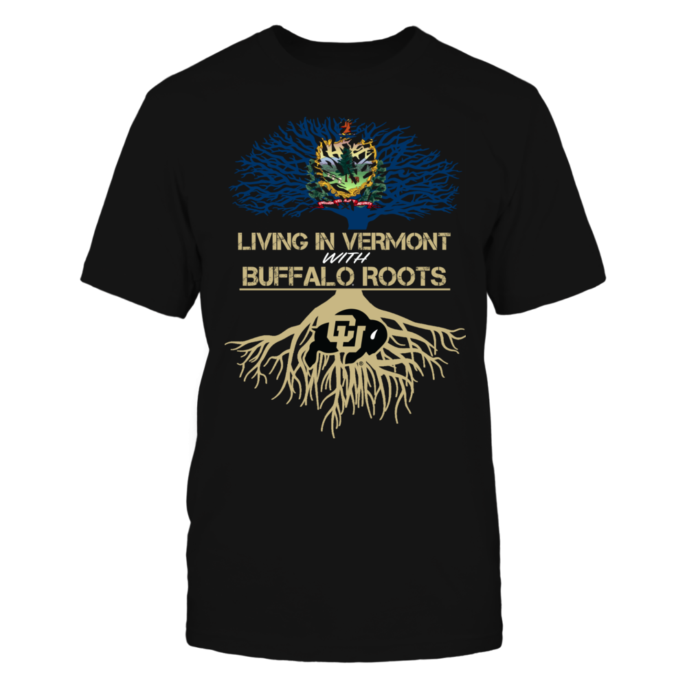 Colorado Buffaloes - Living Roots Vermont Front picture