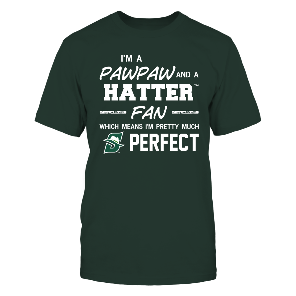 Stetson Hatters - Perfect Pawpaw - Team Front picture