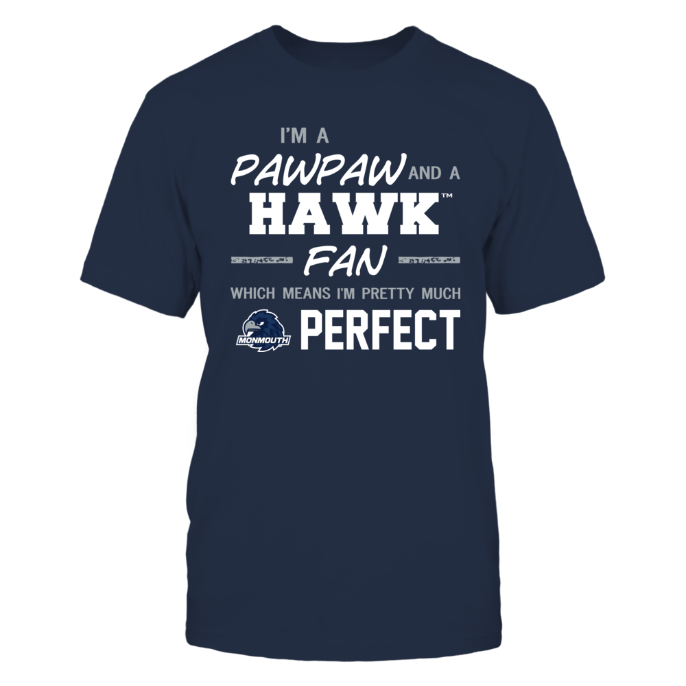 Monmouth Hawks - Perfect Pawpaw - Team Front picture