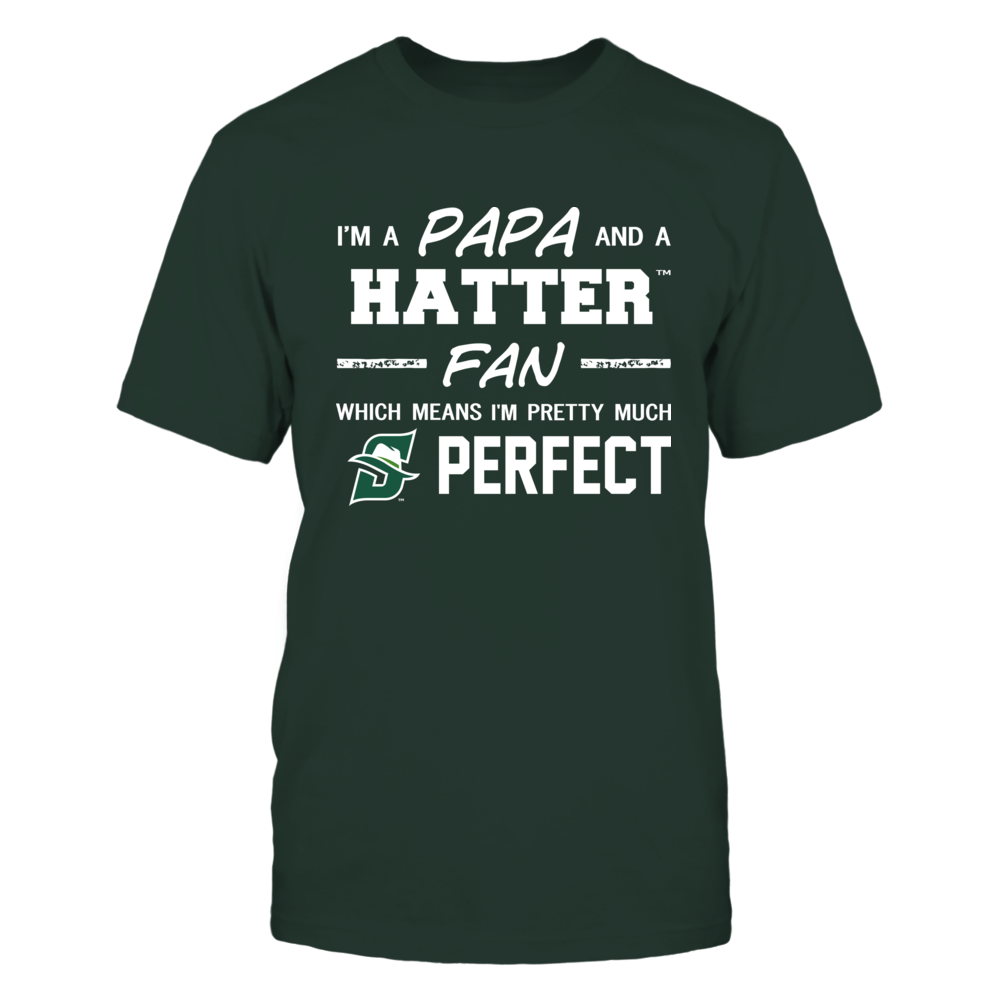 Stetson Hatters - Perfect Papa - Team Front picture