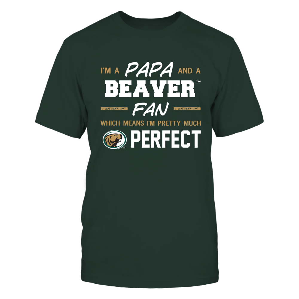 Bemidji State Beavers - Perfect Papa - Team Front picture
