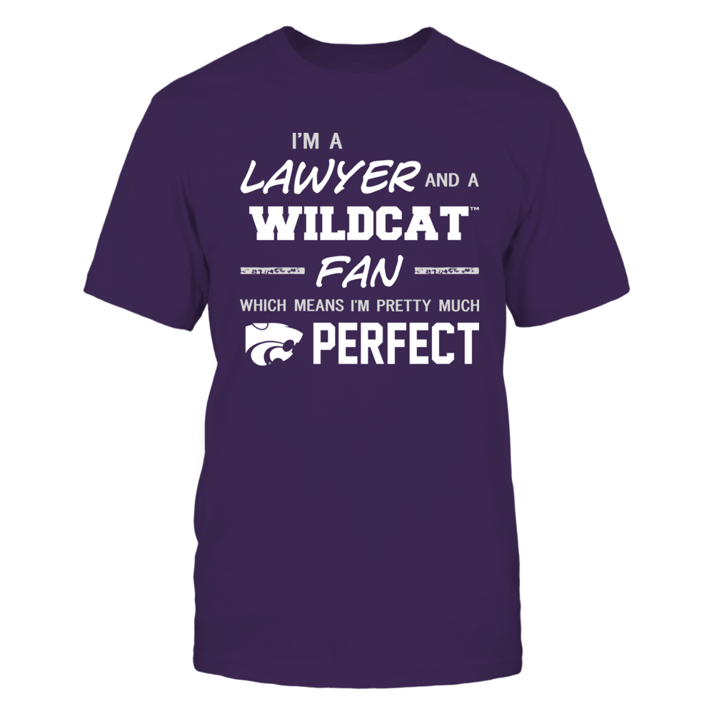 Kansas State Wildcats - Perfect Lawyer - Team Front picture