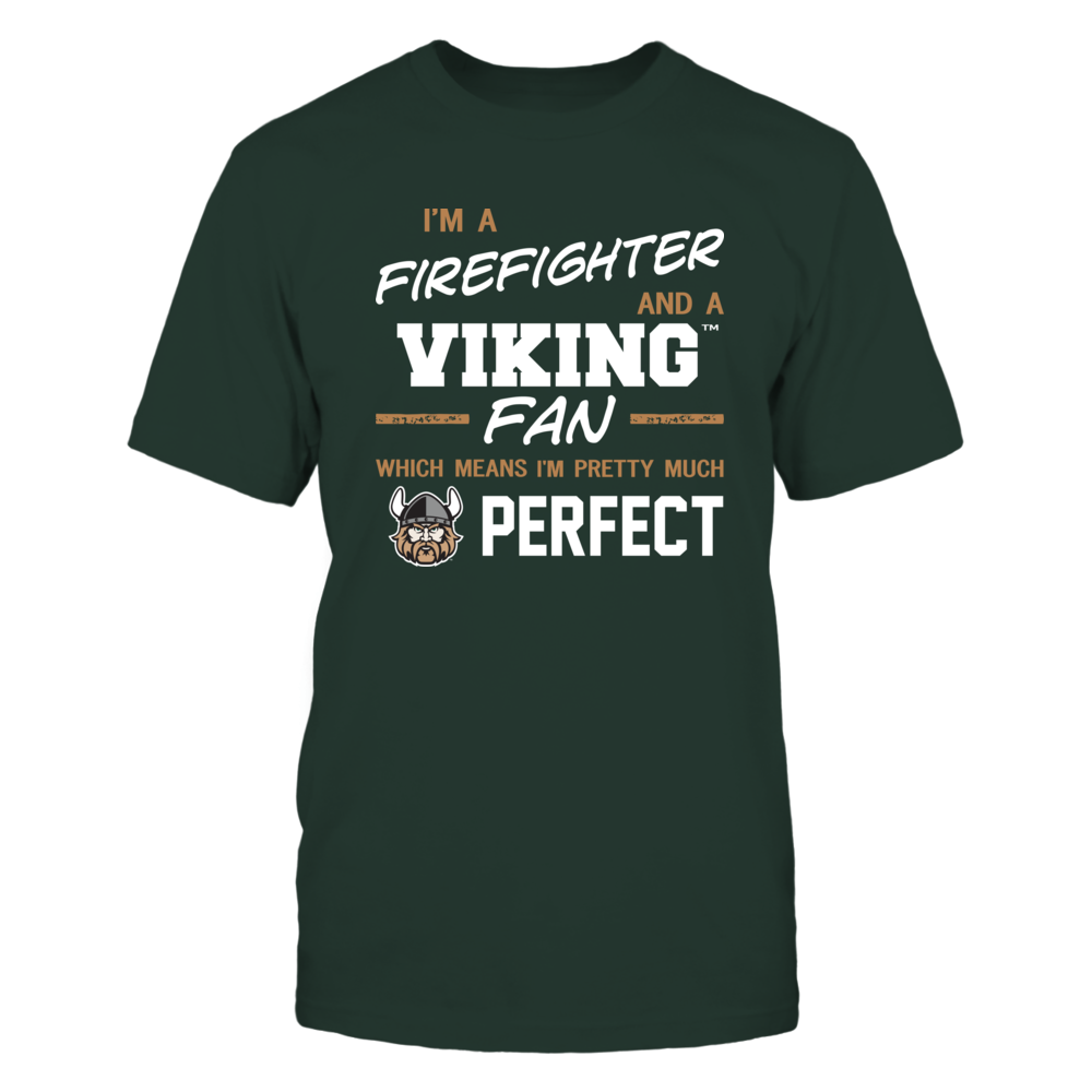 Cleveland State Vikings - Perfect Firefighter - Team Front picture
