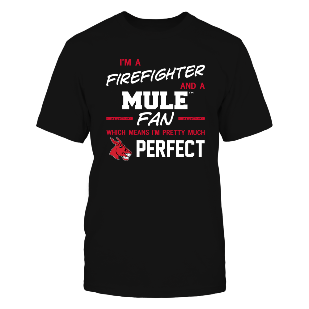 Central Missouri Mules - Perfect Firefighter - Team Front picture