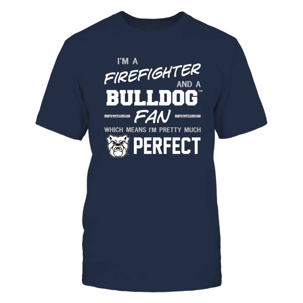Butler Bulldogs - Perfect Firefighter - Team Front picture