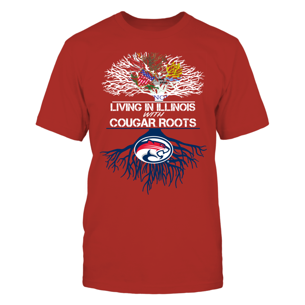 Houston Cougars - Living Roots Illinois Front picture