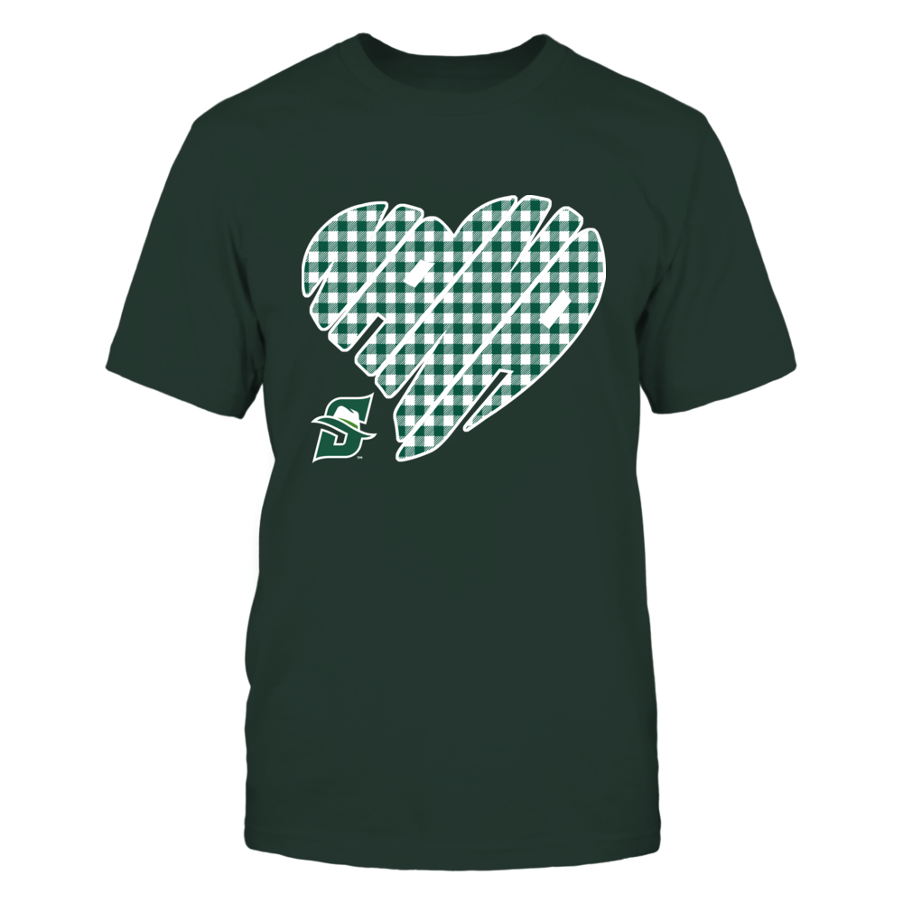 Stetson Hatters - Nana - Heart Shape - Checkered Front picture