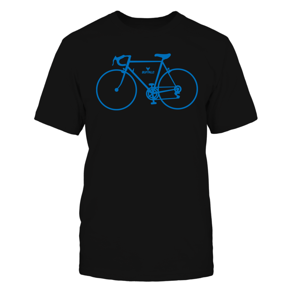 Buffalo Bulls - Bicycle - Team Front picture