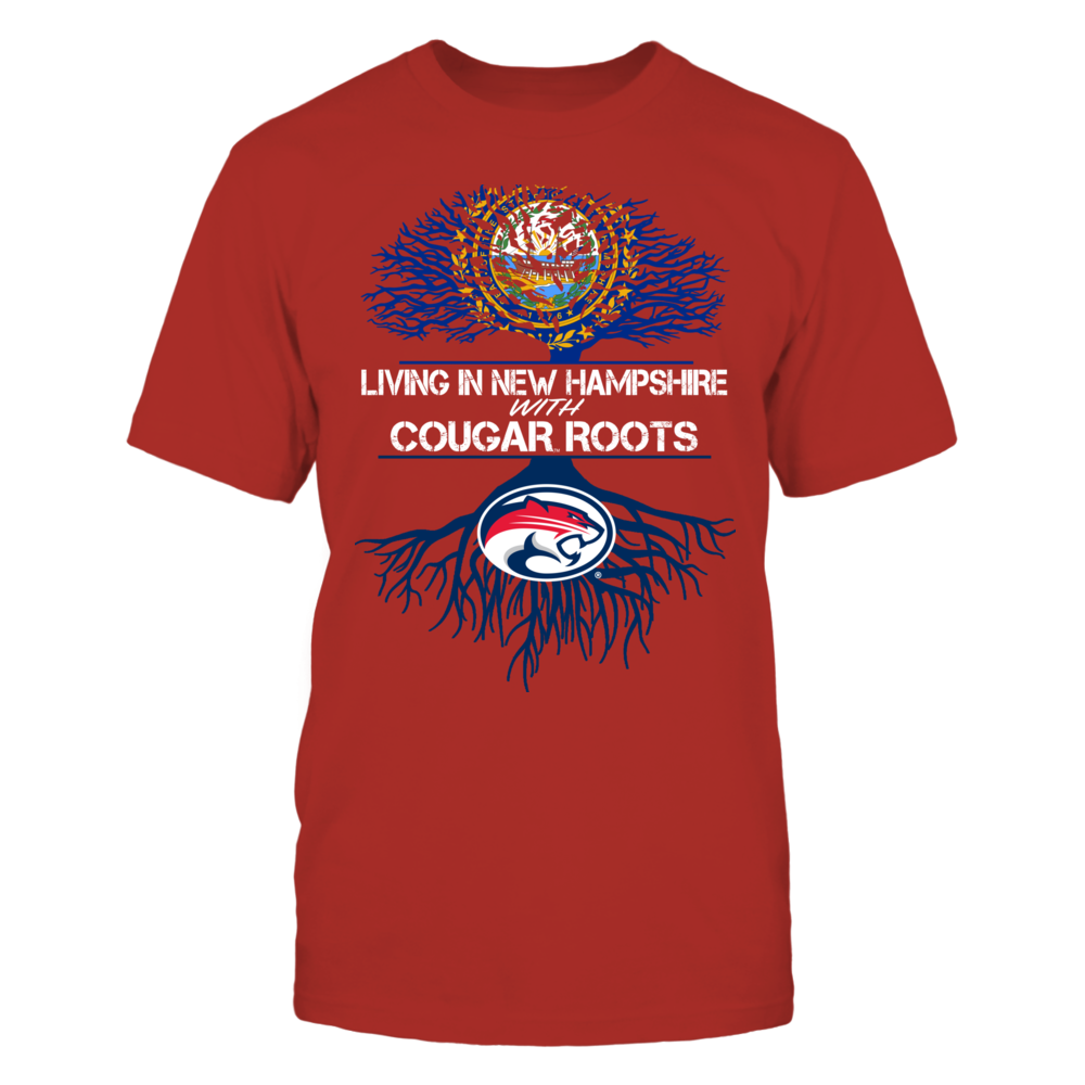 Houston Cougars - Living Roots New Hampshire Front picture