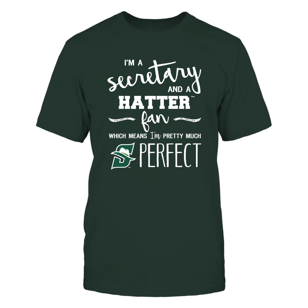 Stetson Hatters - Perfect Secretary - Team Front picture