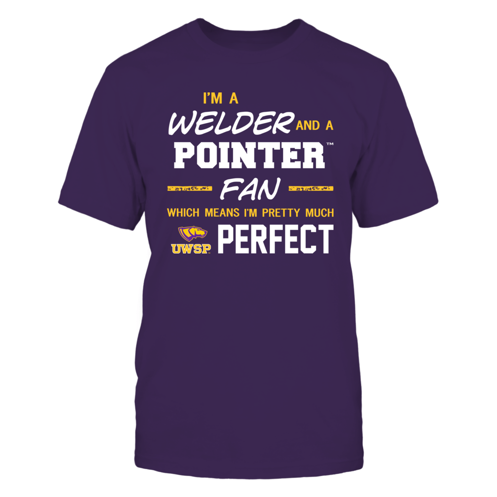 Wisconsin-Stevens Point Pointers - Perfect Welder - Team Front picture