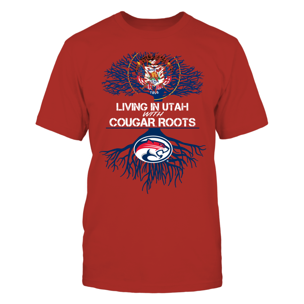 Houston Cougars - Living Roots Utah Front picture