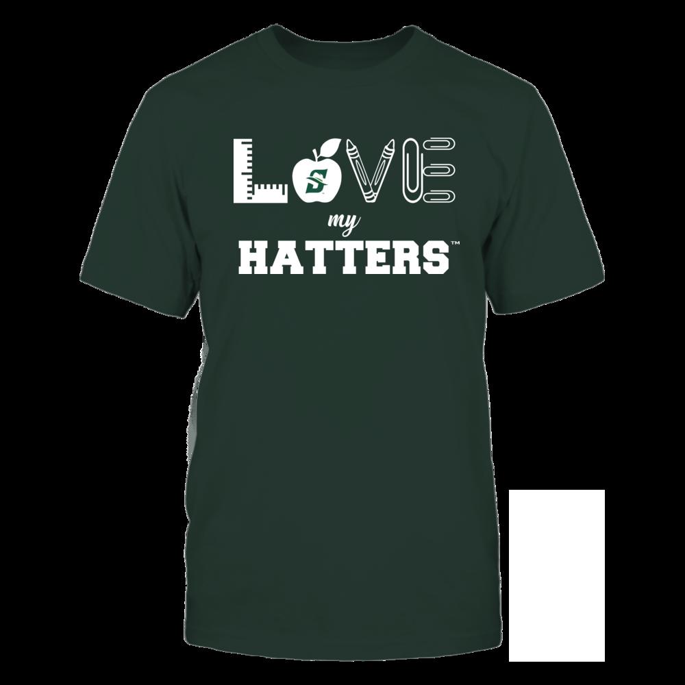 Stetson Hatters - Love - Teacher Symbols - Team Front picture