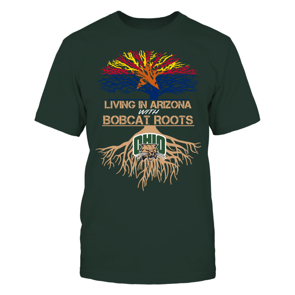 Ohio Bobcats - Living Roots Arizona Front picture