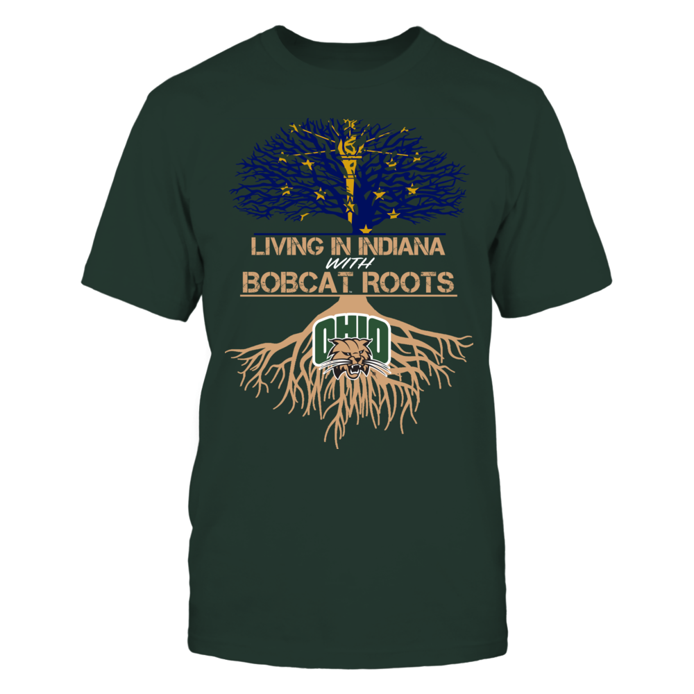 Ohio Bobcats - Living Roots Indiana Front picture