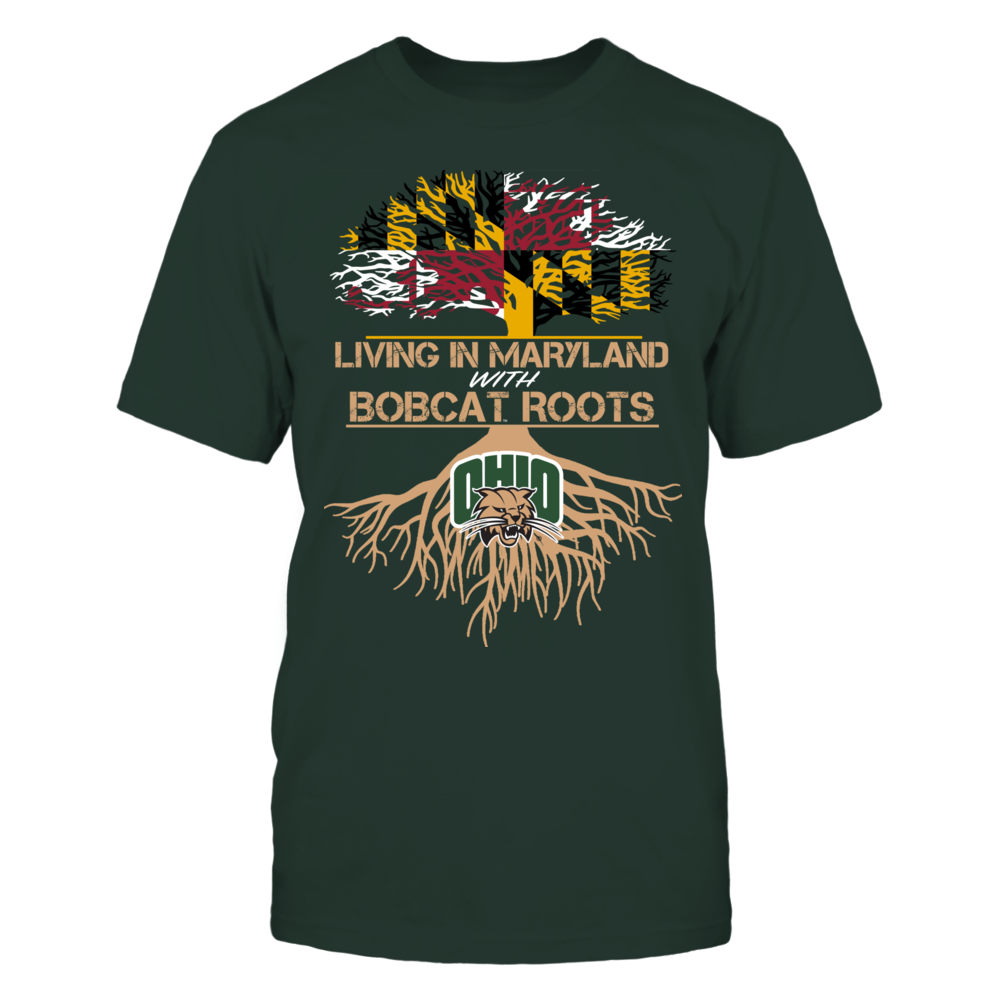 Ohio Bobcats - Living Roots Maryland Front picture