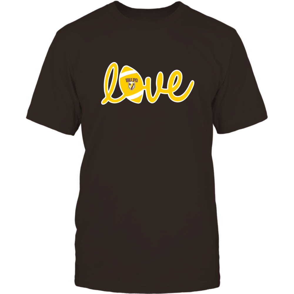 Valparaiso Crusaders - Lowercase Love - Football Front picture