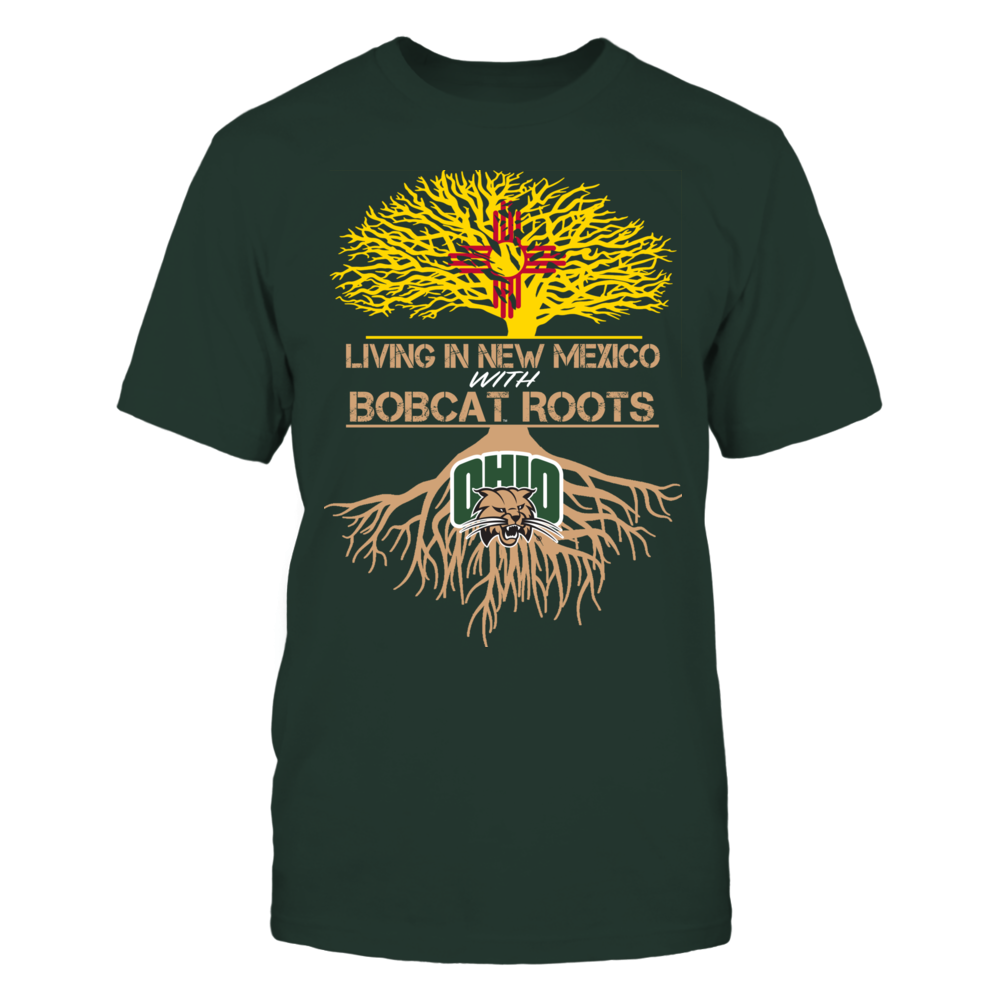 Ohio Bobcats - Living Roots New Mexico Front picture