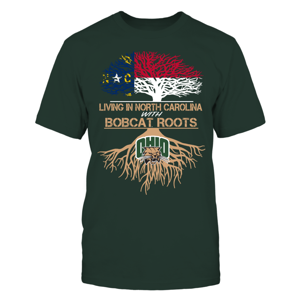 Ohio Bobcats - Living Roots North Carolina Front picture