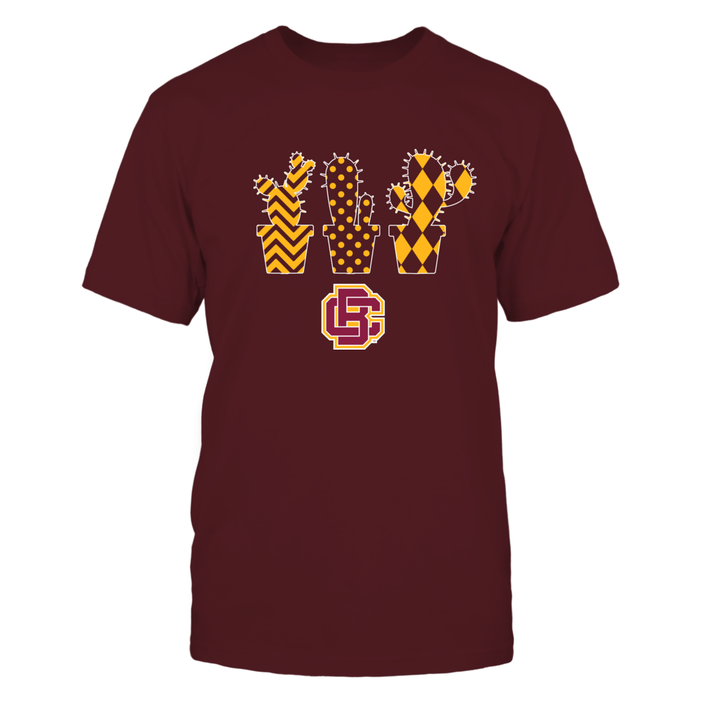 Bethune-Cookman Wildcats - Patterned Cactus Pots - Team Front picture