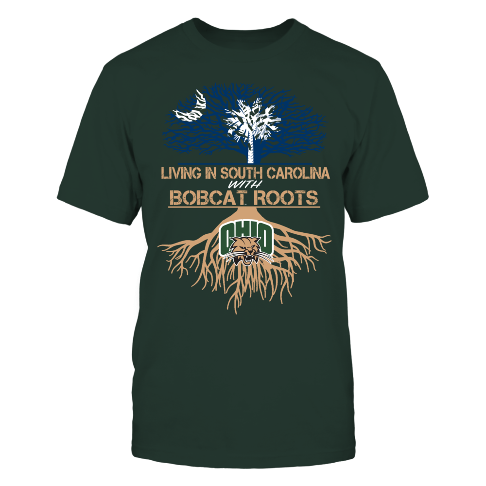 Ohio Bobcats - Living Roots South Carolina Front picture