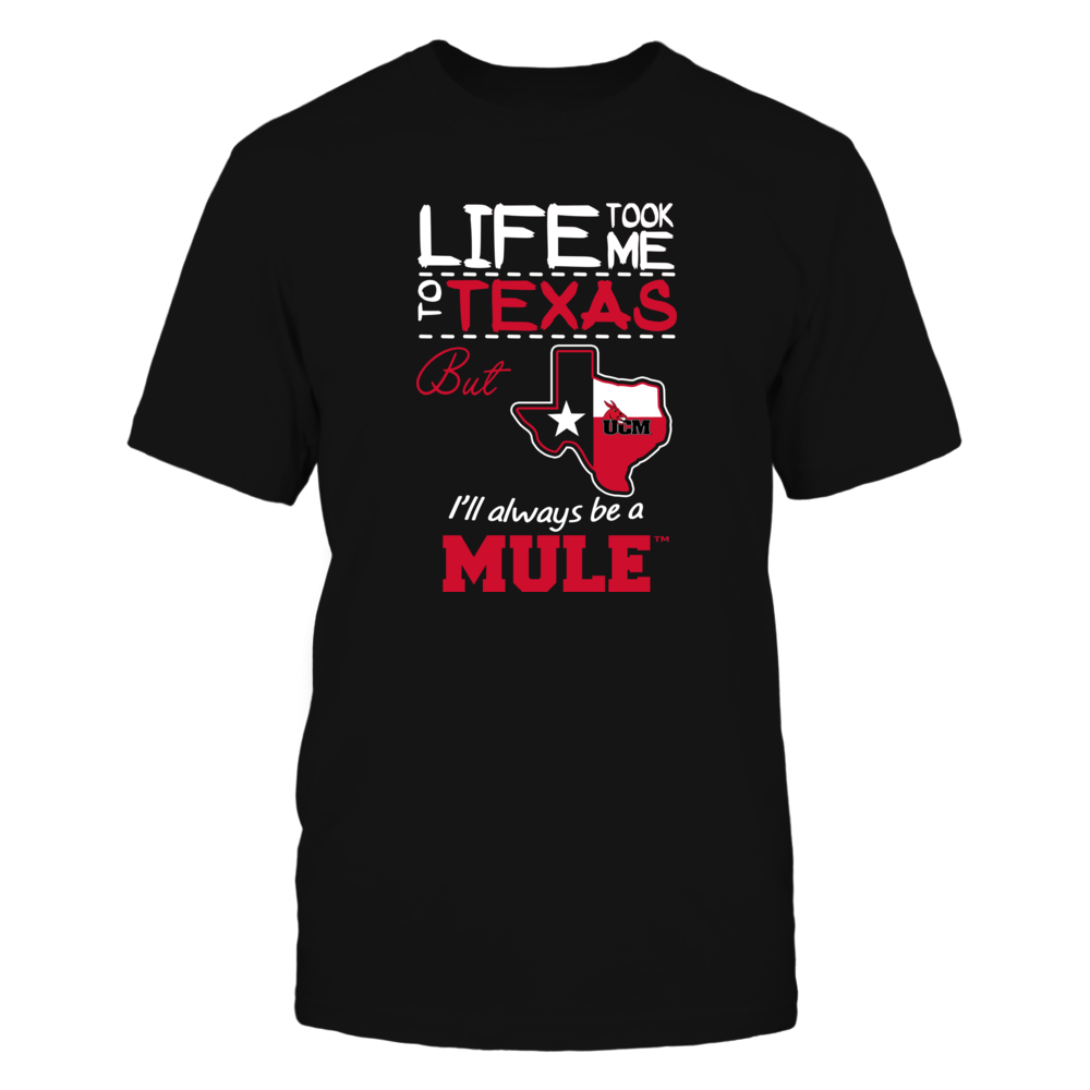 Central Missouri Mules - Life Took Me To Texas - Team Front picture