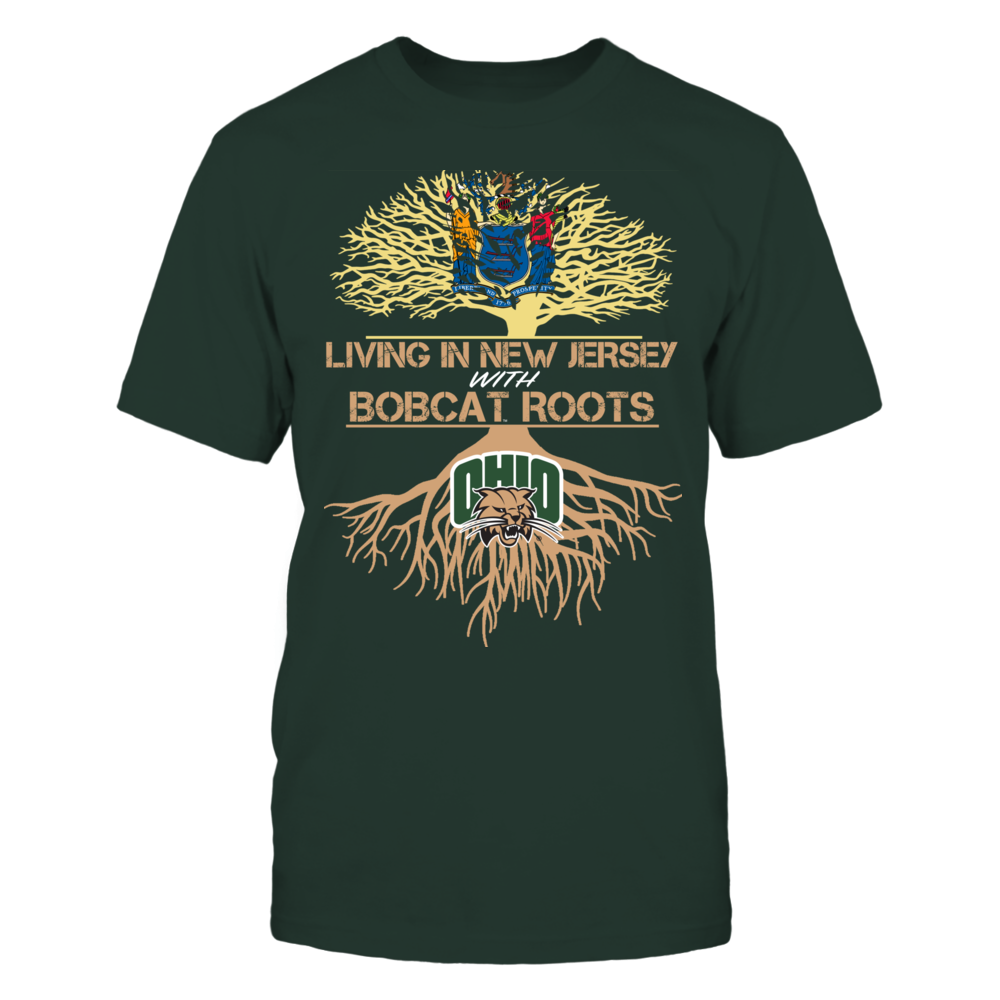 Ohio Bobcats - Living Roots New Jersey Front picture